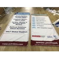 Buy cheap Vivid Image Large Printing Format Stitching Edges 10 Ft Oversized For Business Promotion from Wholesalers