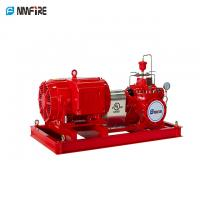 Buy cheap High Speed End Suction Fire Pump Set With Eaton Controller Jockey Pump -E01 from Wholesalers