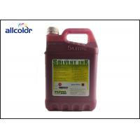 China LJ320P Flora Solvent Ink Odorless For Spectra Polaris 512 35PL 15PL Heads factory