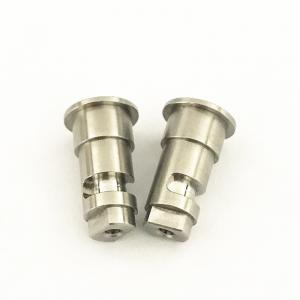 China ODM CNC Turning Tolerance 0.02mm Machined Titanium Parts factory