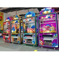 China Attractive Appearance Toy Prize Machine With Simple Game Play Mode factory