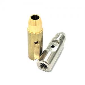 China Nickel Plating C377180 Pump Cylinder Brass Turning Parts factory