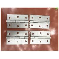 Buy cheap Unpolished economical cheap Entry Door Hinges Brass Plated Nickel Plated Light from wholesalers