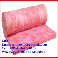 Buy cheap Pink Glass wool roll with best price from Wholesalers