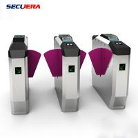 China access control system flap counter sliding tripod turnstile price factory