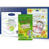 Buy cheap Reusable Plastic Ziplock Flexible Packaging Bags With Handle Hole and zipper from wholesalers