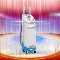 Buy cheap 2016 Super permanent hair removal skin rejuvenation SHR OPT IPL beauty machine with CE ISO from Wholesalers