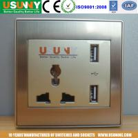China Universal 3pin usb outlet suit for mobile phone powerbank tablet camera usb fan etc factory
