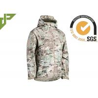 Buy cheap Multicam Tactical Coats And Jackets For Security Guard / Police / Law Enforcement from Wholesalers