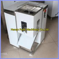 Buy cheap meat cutting machine, meat cutter, meat slicer, meat stripper from Wholesalers