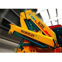 China Durable Hydraulic Knuckle Boom Truck Mounted Crane With 13m Max Reach factory