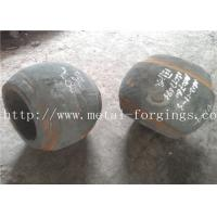 China F60 Duplex Stainless Steel Ball Valve Forging Rough Machined Custom Forgings factory