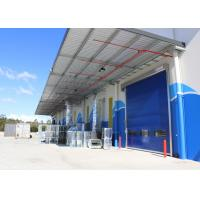 China Entry Internal Roller Shutter Garage Doors For Warehouse Workshop on sale