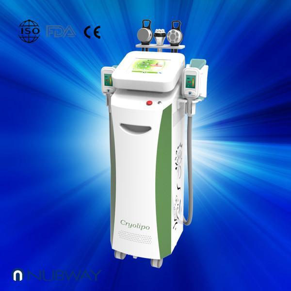 China Fat dissolving cryolipolysis machine / vacuum slimming beauty machine with Bottom Price factory