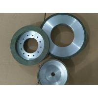 China 1A1 Resin Bonded Diamond Grinding Wheels For Ceramic Glass High Performance factory
