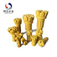 Buy cheap High Speed Rock Drill Bit Length With 100% Virgin Tungsten Carbide Diameter 90mm - 400mm from Wholesalers