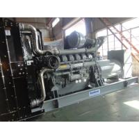 Buy cheap 1350KW / 1700KVA MITSUBISHI Diesel Generator Set Power With Engine Model S16R from wholesalers