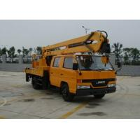 China Reliable 17m Aerial work platform machines used in construction XZJ5063JGK factory