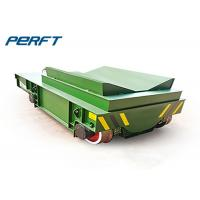 Buy cheap Hydraulic Lifting Industrial Transfer Trolley from Wholesalers
