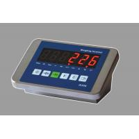 Buy cheap RS232/485 Standard Floor Scale Indicator , Load Cell Display And Controller ID226 from Wholesalers