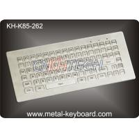 Quality 85 Keys Mini Industrial Metal Keyboard with dust - proof , anti - corrosive wholesale
