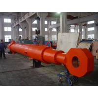 Electric Single Acting Hydraulic Cylinder Deep Hole Radial Gate For Tower Crane