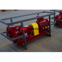 China Oil and gas drilling mud trip pump for sale at Aipu solids control on sale