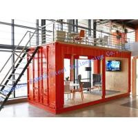 Buy cheap Easy Installation Customized Modified Prefab Storage Container House For Temporary Accommodation from Wholesalers