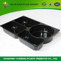 Buy cheap Foodstuff Disposable Food Trays  Packaging Plastic Trays For Food from Wholesalers