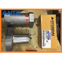 Buy cheap 31E9-0142 Check Valve Used For Hyundai Excavator Spare Parts R320-7 R110-7 R210-3 from Wholesalers