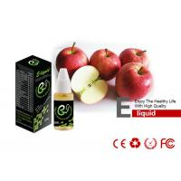 Buy cheap 30ML Apple Flavours E Cigarette Refill Liquid Juice For E Cig from Wholesalers