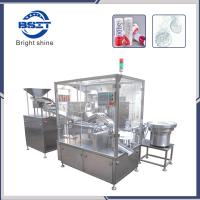 China Automatic VC Effervescent Effervescent Tablets into tube Packaging machine (BSP-40) factory