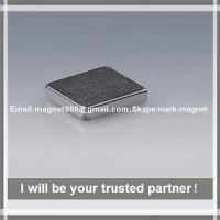 China Bar grade n52 neodymium magnets ISO9001 ISO14001 strong permanent magnets factory