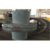 China AISI 4340 34CrNiMo6 40NCD3 SNCM439 Gear forged steel shaft  Q+T Heat Treatment  Rough Turned factory