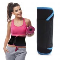 China Comfortable Waist Trimmer Belt Weight Loss Sweat Waist Support For Protective factory
