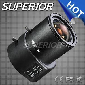 China 2.8-12mm Auto Iris DC Drive CCTV Lens (SP02812A) factory