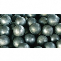 Buy cheap casting Steel HRC 55-66 Grinding Media Ball and ball mill steel balls with high from wholesalers