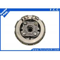 Buy cheap FCC 125cc Motorcycle Clutch Assembly For Honda KRS Honda C100 OEM Service from Wholesalers