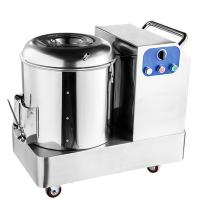 Buy cheap 1500W Electric Potato Peeler Machine With Stainless Steel Body 260KG/H Capacity from wholesalers