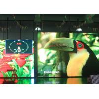 China Highlight Full Color P6 Led Digital Display Board , Outdoor Led Video Display High Contrast factory