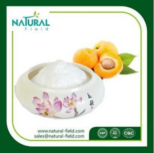 China Laetrile vb17 amygdalin pure natural powder factory