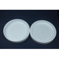 China PTFE Mesh Size diameter 20cm hole size 9.5mm Solid Waste Experiments factory