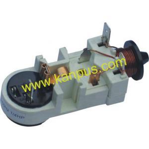 China Refrigerator White Danfoss long relay A-002 (compressor parts, A/C spare parts, HVAC/R, refrigerator parts factory