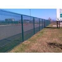 Buy cheap Hot Dipped Galvanized After Fabricated 358 Security Fence 72.6 * 12.7mm from Wholesalers