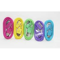 China Color USB Cable for iPhone 4S 3GS 3G 4G iPod etc (HFC-84) on sale