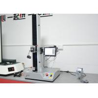 Buy cheap 300G High Precision Tension Test Machine , Tensile Testing Equipment With Video Use from Wholesalers