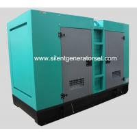 Buy cheap 1500RPM Mobile Diesel Generators Green Color With Prime Power 400KW 500KVA from wholesalers