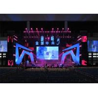 Buy cheap Noiseless Stage LED Display Space Saving Smooth Picture Seamless Splicing from Wholesalers