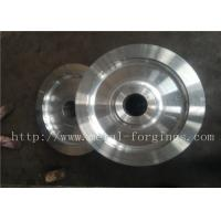 China Customized Hardness 34CrNiMo6 Forged Gear Blank Ring Quenching and Tempering For Wind power Gear Box factory