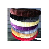 Buy cheap Handmade Fuzzy Steering Wheel Cover , Girly Steering Wheel Covers Color Optional from wholesalers